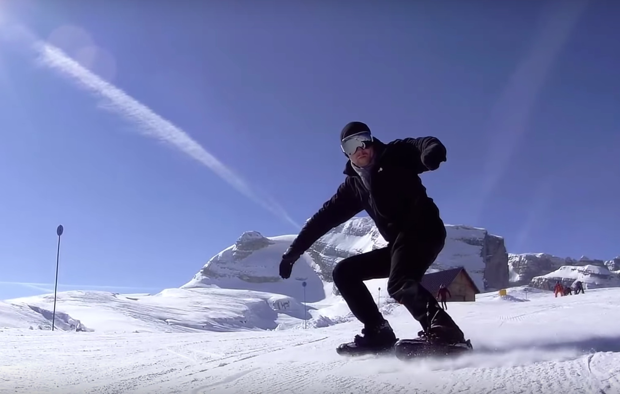 The New Ski Blades Are Called 'Snowfeet' And I'm Not Gonna Lie– I'm Backing  This Movement 100% | Unofficial Networks