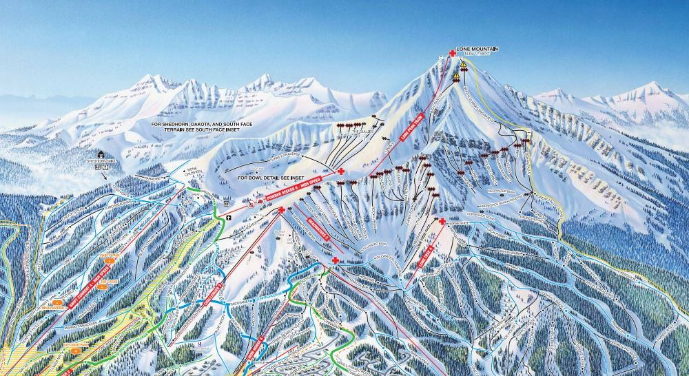 Big Sky Resort Introduces Triple Black Diamond Trail Rating Unofficial Networks