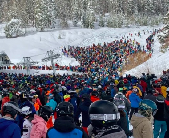 Vail Offers Apology/Explanation For Lift Line Fiasco