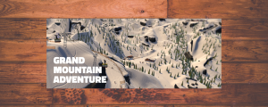 Grand Mountain Adventure Is A Blast. (Skiing Video Game)