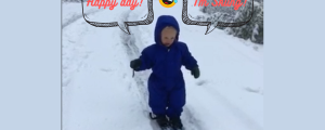 This 2-Year-Old Shredder Is About To Take The Internet By Storm