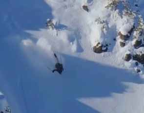 Even Candide Thovex's Crashes Look Sick!
