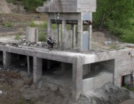 VIDEO: Abandoned Mine Converted To Mountain Bike Playground