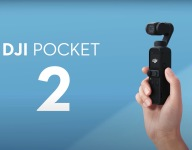 DJI Pocket Camera With Incorporated Gimbal Is Mighty Interesting