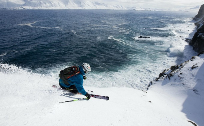 Warren Miller Ent. Travels To Iceland... To Ski AND Surf?