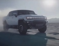 The HUMMER Is Coming Back - Completely Electric, 0-60 In 3 sec - $112,000