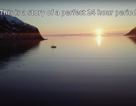 Solo Sailing & Backcountry Skiing In Arctic Norway (24 Hours Sunlight)