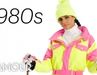 VIDEO: 100 Years of Ski Clothes