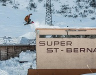 """""""From Switzerland With Love"""" Pro Skier Invites Friends To Film Rather Than Travel"""