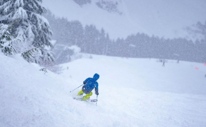 List: Ski Resorts With The Most Snow In The United States