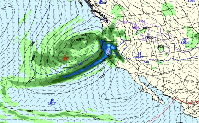 "POWDER ALERT- 12-20"" For UT & Parts of Colorado 