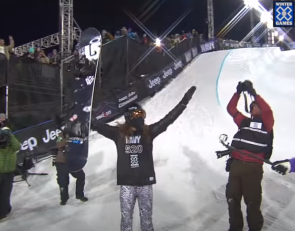 Remember When Shaun White Scored A Perfect 100 At The X Games?
