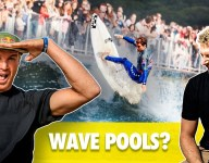 Will Wave Pools Replace Ocean Surfing?
