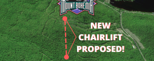 Mount Bohemia Considering New Chairlift In Haunted Valley Zone