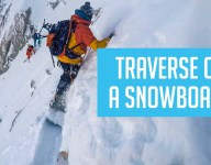 How To Traverse On A Snowboard