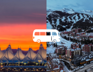 United Airlines To Offer New Bus Service From Denver To Breck