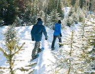 Wildhorn's New Snow Shoes Are Just What You Need for the Backcountry