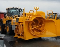 VIDEO: Industrial Snowblower Quality Assurance Tests Performed in Water