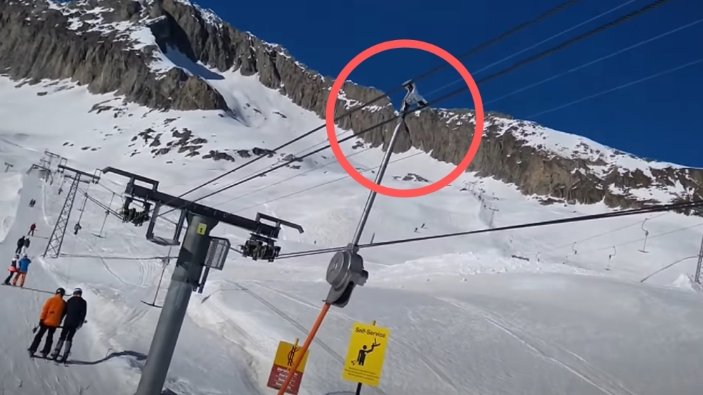 The Impossible Ski Lift That Actually Exists
