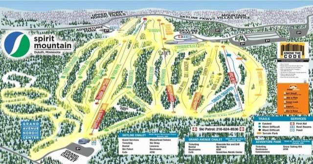 City of Duluth's Plan To Invest $24 Million in Spirit Mountain