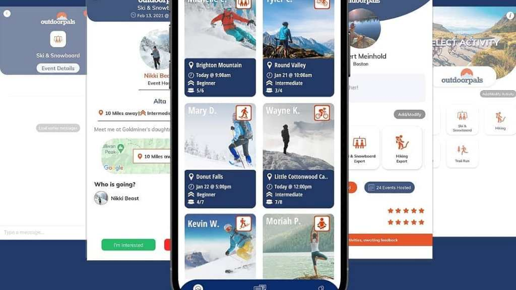 Utah Made Outdoor Social Networking App Launches...OutdoorPals