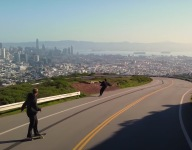 The New Yorker |  The Hill Bombing Skateboarders of San Francisco
