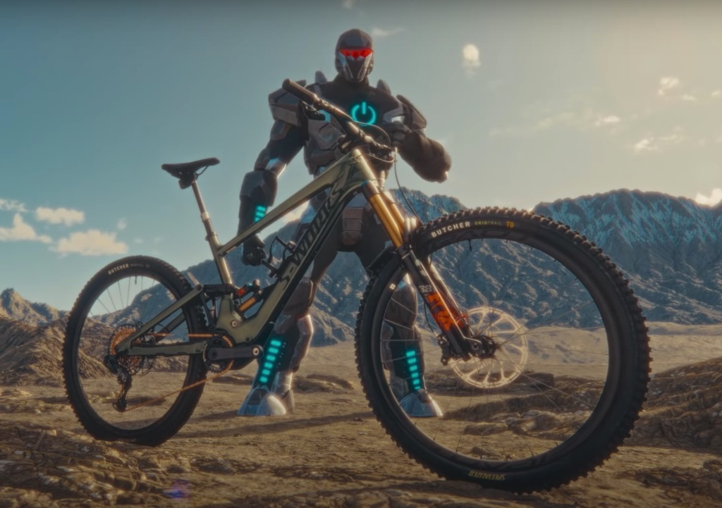 VIDEO: Mountain Bike Ad With Hollywood Budget