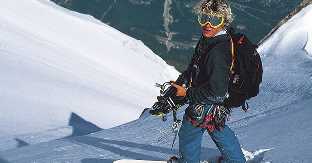 BOOK CLUB: The Mysterious Disappearance of Mt. Everest First Snowboarder