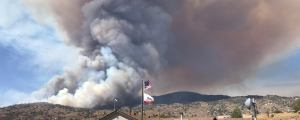 Wildfires In The West So Extreme They're Creating Lightning (Pyrocumulus Clouds)