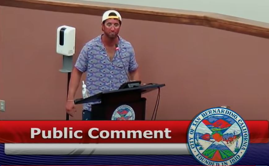 Bros Deliver The Ultimate Climate Change Solution At City Council Meeting