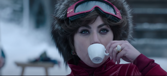 WATCH: New Lady Gaga, Adam Driver Movie Trailer Features Some Skiing