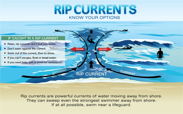 VIDEO: The Science of Rip Tides