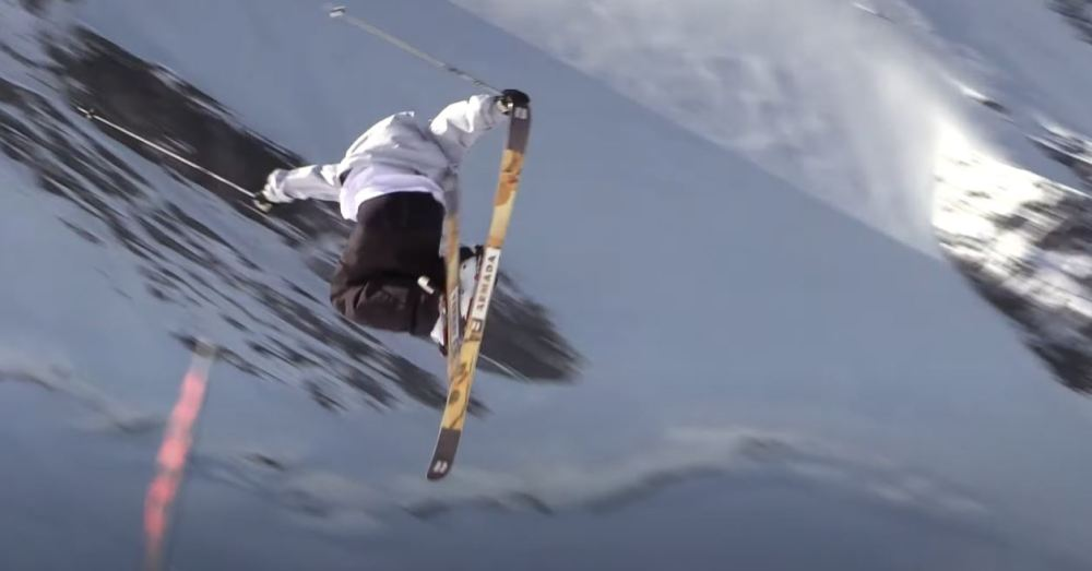 Henrik Harlaut Is Back On Snow With Spicy New Edit